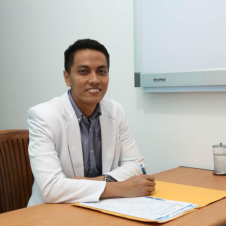 dr. Haryo Wicaksono, Sp.OT