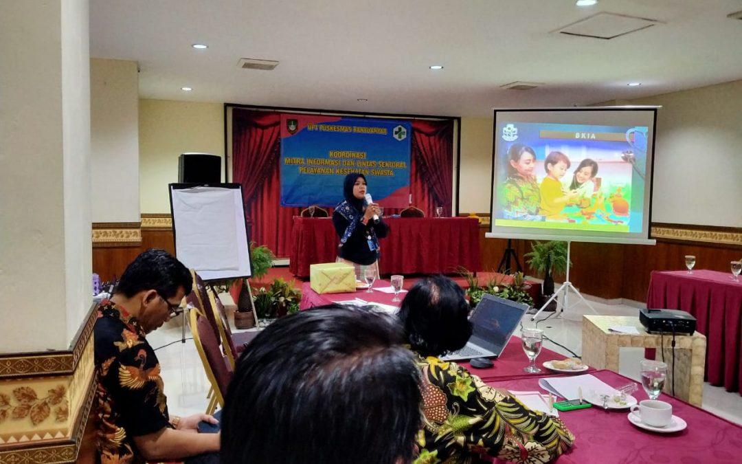 Edukasi dan Silaturahmi bersama Puskesmas Banyuanyar