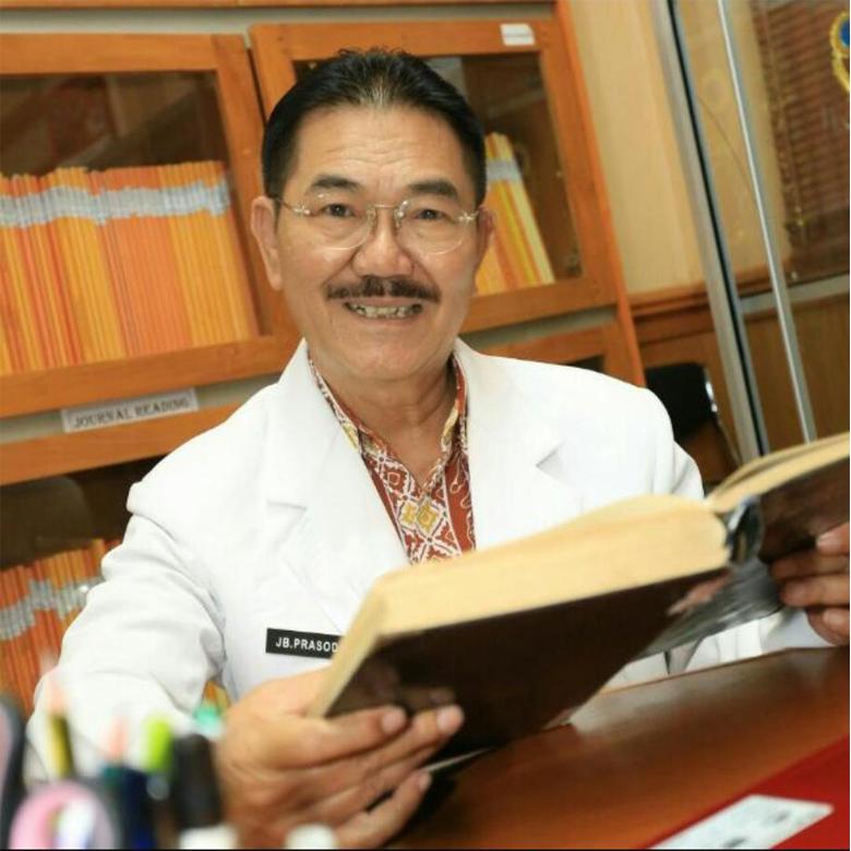 Dr. dr. Johanes Berchmans Prasojo, Sp. Rad(K)