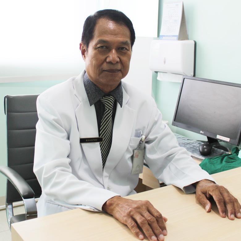 dr. Risono, Sp.S (K)