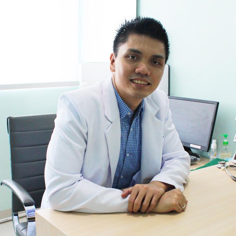 dr. Raden Andi Ario Tedjo, Sp.N