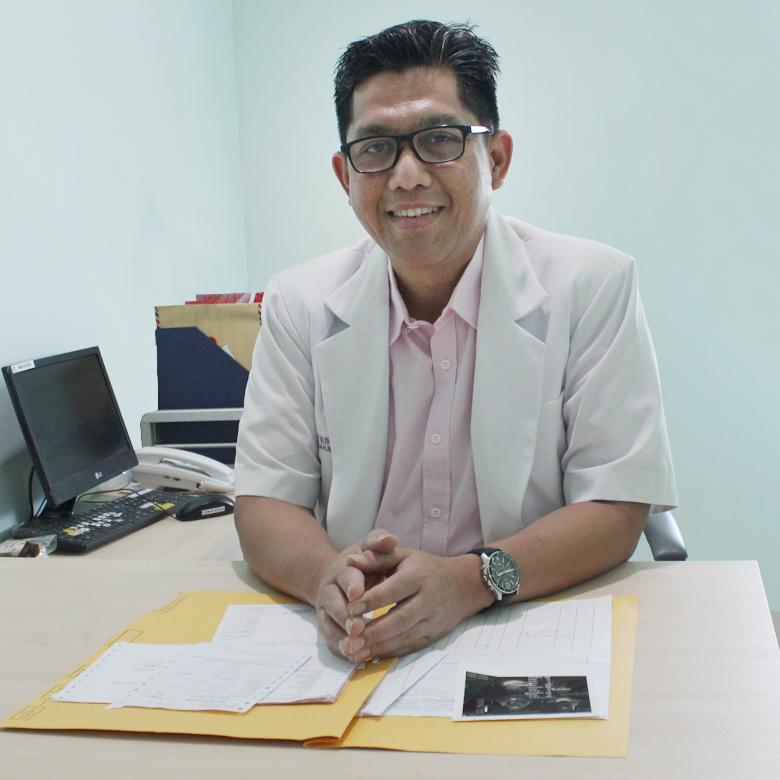 dr.Ronny Adhi Nurcahyo, Sp.OG