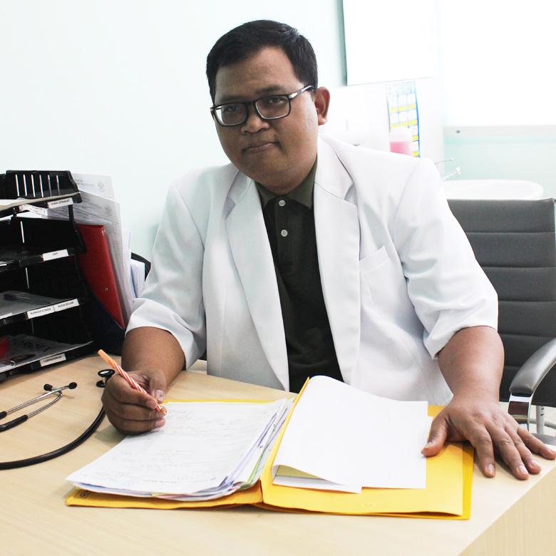 dr. Kartun Henky Sulistyo, Sp.A.M.Sc