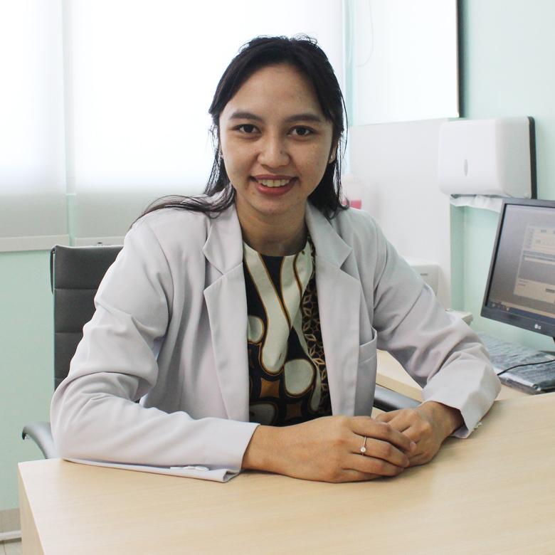 dr. Ervina Arta Jayanti Hutabarat, Sp.N
