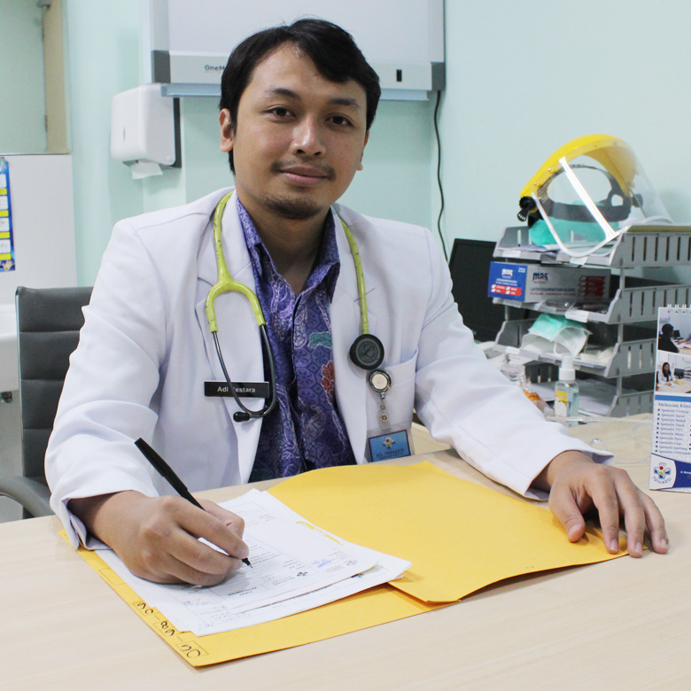dr. Adi Bestara, Sp.JP