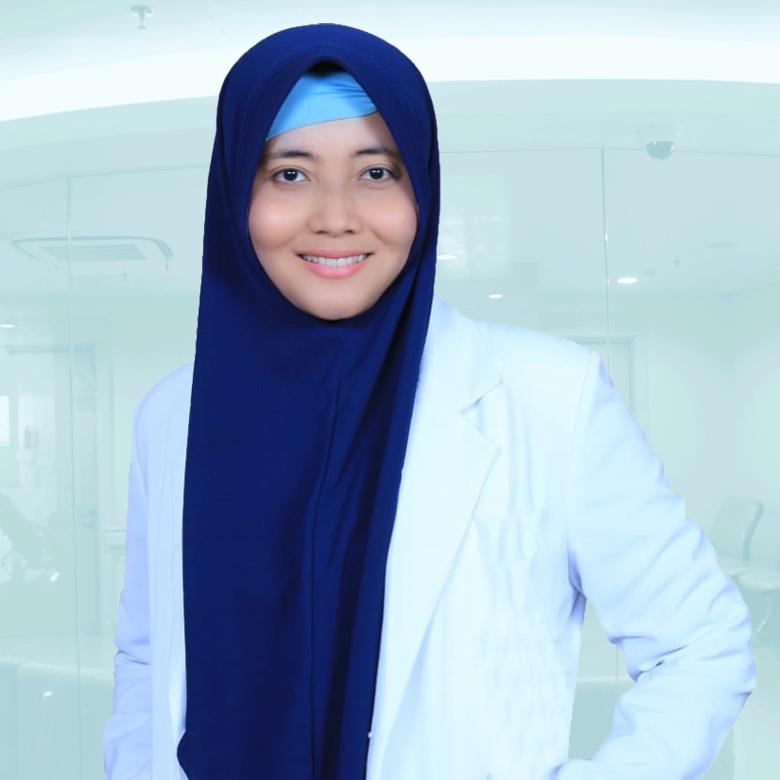 dr. Hendrastutik Apriningsih, Sp.P., M.Kes