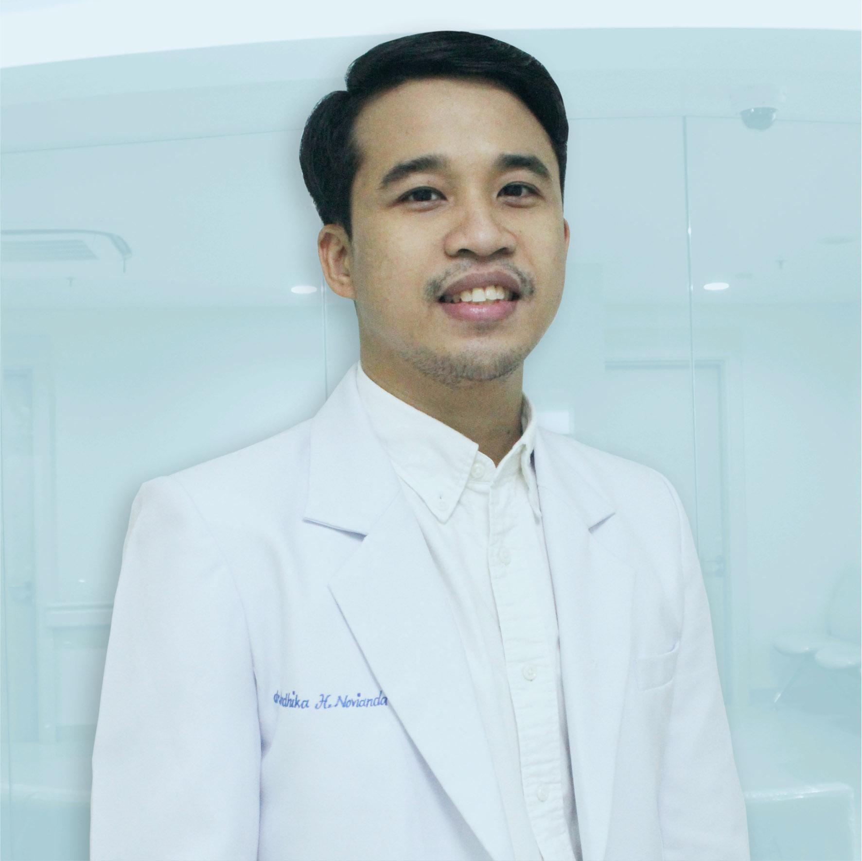 dr. Andhika Hernawan Novianda, Sp.U