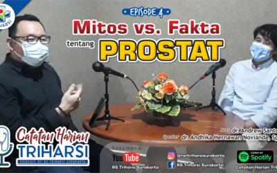 MITOS vs. FAKTA tentang Prostat